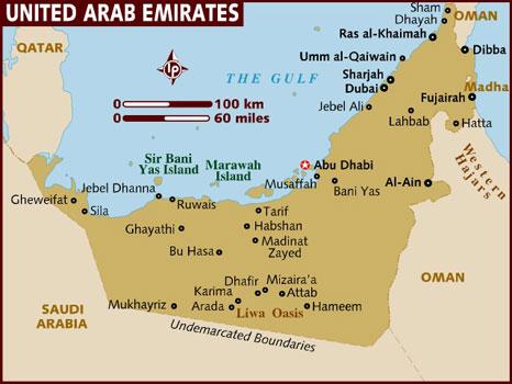 Teach English in the UAE United Arab Emirates