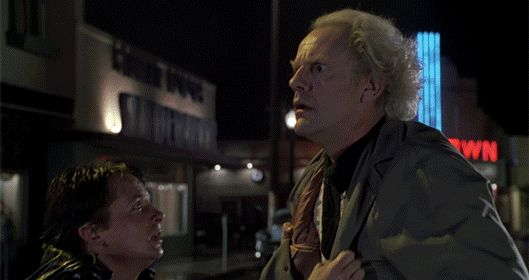 Great Scott (Back to the Future)