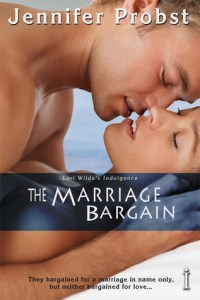 Marriage Bargain COVER