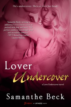 Lover Undercover COVER