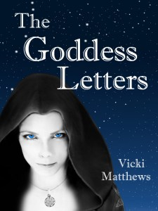 The Goddess Letters - Front Cover
