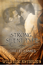 Strong Silent Type cover
