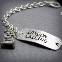 London Calling Bracelet
