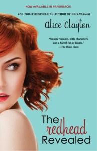 Redhead Revelad cover