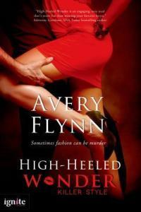High Heeled Wonder cover