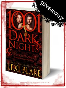 Dungeon Games by Lexi Blake eBook GIVEAWAY