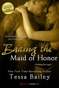 Baiting the maid of honor cover