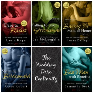 Wedding Dare Release Day Fun & Giveaway