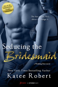seducing the bridesmaid cover