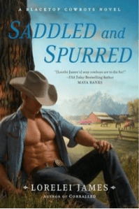 Read-Love-Blog's Cowboy Summer….. Selene Reviews Saddled and Spurred: A Blacktop Cowboys Novel by Lorelei James