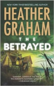 The Betrayed by Heather Graham….Blog Tour Stop & Review