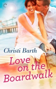 ARC Review…Love on the Boardwalk by Christi Barth
