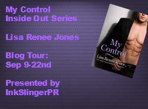 My Control by Lisa Renee Jones…Blog Tour Stop & Review