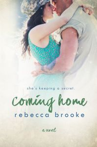 Coming Home by Rebecca Brooke….Release Day Blitz