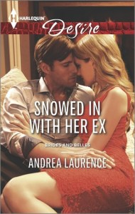 Snowed In With Her Ex by Andrea Laurence….Review