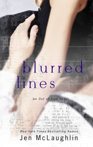 Blurred Lines by Jen McLaughlin…Release Day Event
