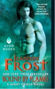 Bound By Flames by Jeaniene Frost…Review by Selene