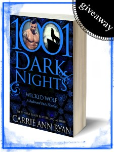 Wicked Wolf by Carrie Ann Ryan Ebook Giveaway