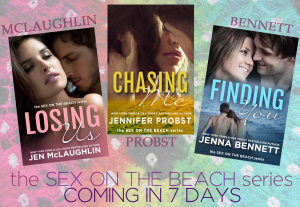 The Sex On The Beach Series….Teaser Reveal