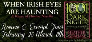 When Irish Eyes Are Haunting by Heather Graham…Blog Tour & Excerpt