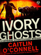 Ivory Ghosts by Caitlin O'Connell…Blog Tour Stop & Review