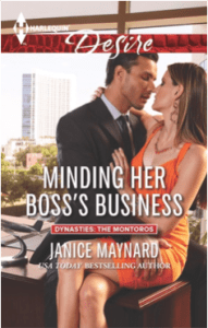 Harlequin May Spotlight: Writing Space Tour with Janice Maynard, author of Minding Her Boss's Business