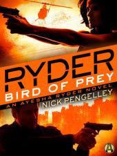 Ryder: Bird Of Prey by Nick Pengelley….Blog Tour Stop & Review