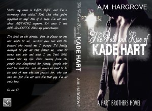 The Fall and Rise of Kade Hart…..Release Day