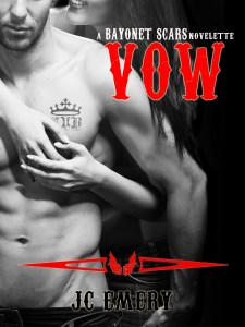 Vow by JC Emery…Release Day Event