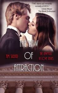 Rina's Quick Audio Bytes ~ Audiobook Reviews in Short: The Law of Attraction by N.M. Silber