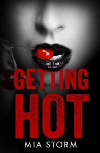 Getting Hot by Mia Storm..Chapter Reveal