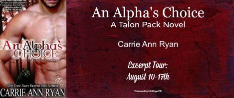 Alpha's Choice ExTour Banner