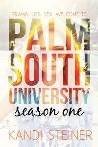 Palm South University by Kandi Steiner….Release Blitz & Review