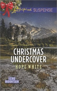 Harlequin Spotlight…Bon Appétit and a Book & Playlist with Hope White author of Christmas Undercover