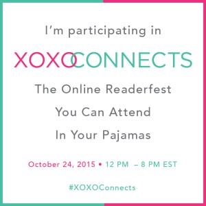 XOXO Connects…All Day Readerfest!