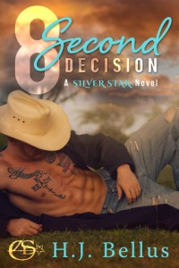 8 Second Decision by H.J. Bellus….Blog Tour Stop & Excerpt