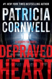 Depraved Heat by Patricia Cornwell….Blog Tour Stop & Review