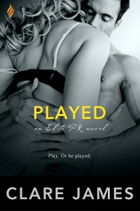Played by Clare James… Guest Post & Blog Tour