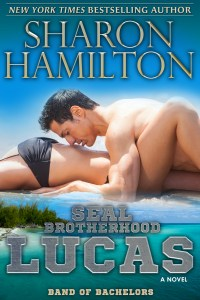 Band of Bachelors: Lucas by Sharon Hamilton….Blog Tour & Review