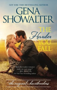 The Harder You Fall by Gena Showalter….Special Pre-Order Announcement