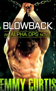 Blowback by Emmy Curtis….Blog Tour Stop & Review