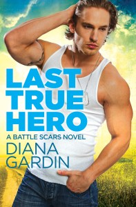 Last True Hero by Diana Gardin…Blog Tour Stop & Review