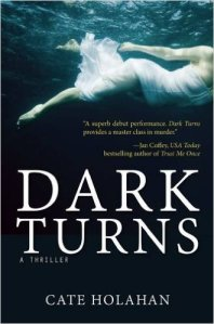 Dark Turns by Cate Holahan….Blog Tour Stop & Review