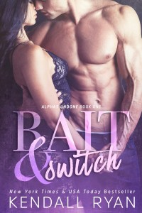 Bait & Switch ebook cover Kendall Ryan [10728]
