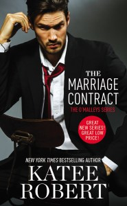 The Marriage Contract by Katee Robert…..Review