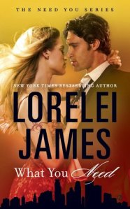 What You Need by Lorelei James…ARC Review