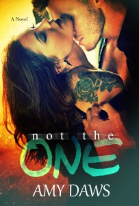 Not The One by Amy Daws….Book Tour & Review
