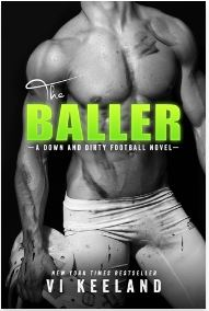 The Baller by Vi Keeland…Release Day Event