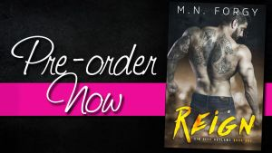 Reign by M.N. Forgy…Excerpt Reveal