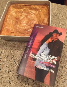 A Fox_Chess Cake + Coltons Surprise Heir